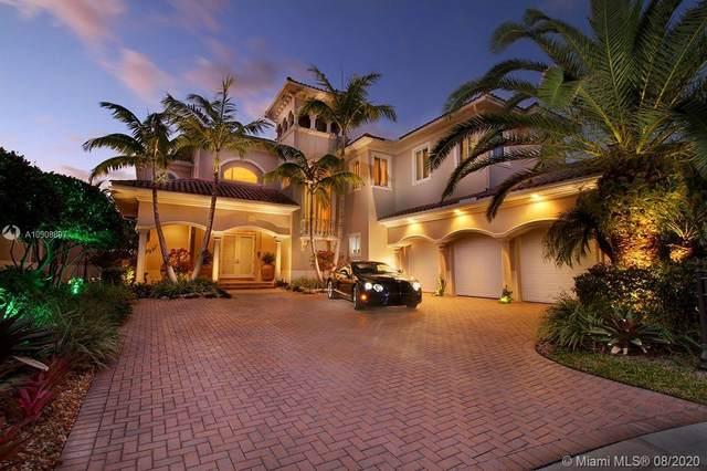 1270 Hatteras Ln, Hollywood, FL 33019 (MLS #A10908897) :: Berkshire Hathaway HomeServices EWM Realty