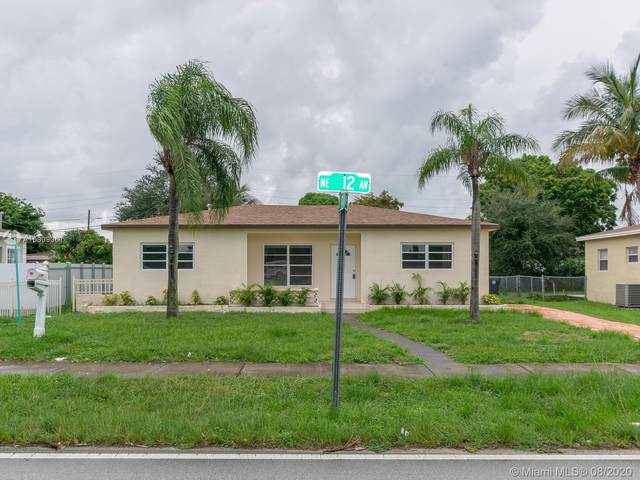 15300 NE 12th Ave, North Miami Beach, FL 33162 (MLS #A10909061) :: United Realty Group