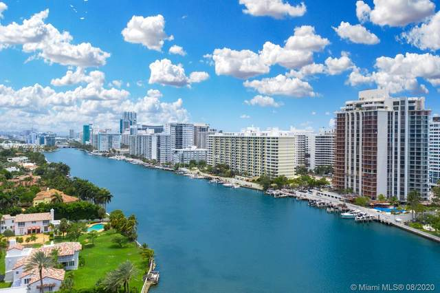 5500 Collins Ave #2301, Miami Beach, FL 33140 (MLS #A10909088) :: Green Realty Properties