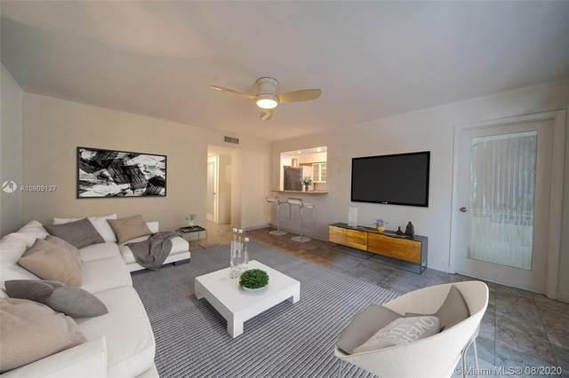 1601 Bay Rd #8, Miami Beach, FL 33139 (MLS #A10909127) :: Patty Accorto Team
