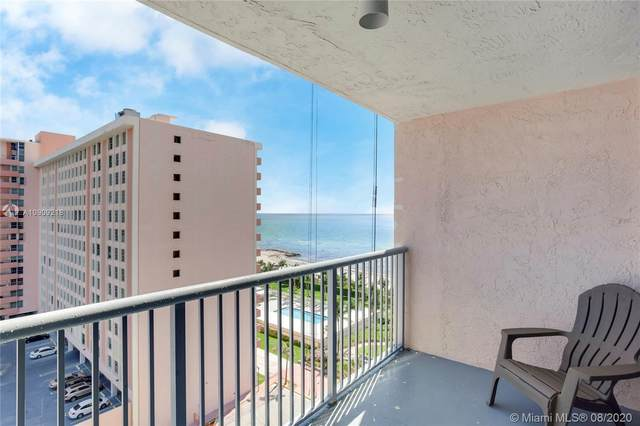 2655 Collins Ave #1405, Miami Beach, FL 33140 (MLS #A10909218) :: Green Realty Properties