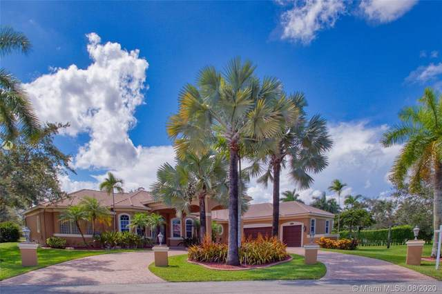 891 NW 115th Ave, Plantation, FL 33325 (MLS #A10909250) :: The Teri Arbogast Team at Keller Williams Partners SW