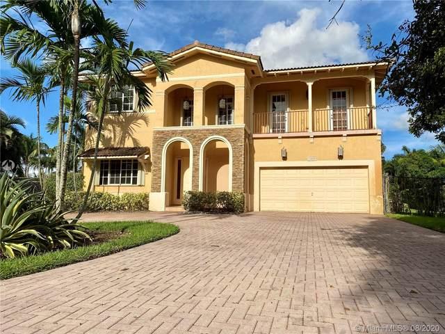 19803 SW 129th Ct, Miami, FL 33177 (MLS #A10909254) :: Carole Smith Real Estate Team