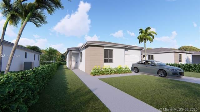 740-742 NW 7th Ter, Pompano Beach, FL 33060 (MLS #A10909335) :: Berkshire Hathaway HomeServices EWM Realty