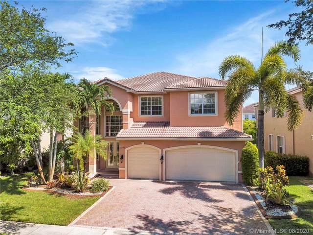 19273 SW 55th St, Miramar, FL 33029 (MLS #A10909362) :: Grove Properties