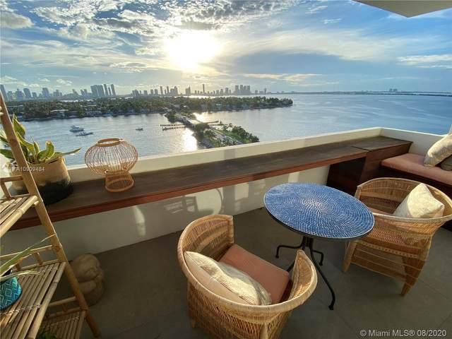 3 Island Ave 12G, Miami Beach, FL 33139 (MLS #A10909484) :: Green Realty Properties