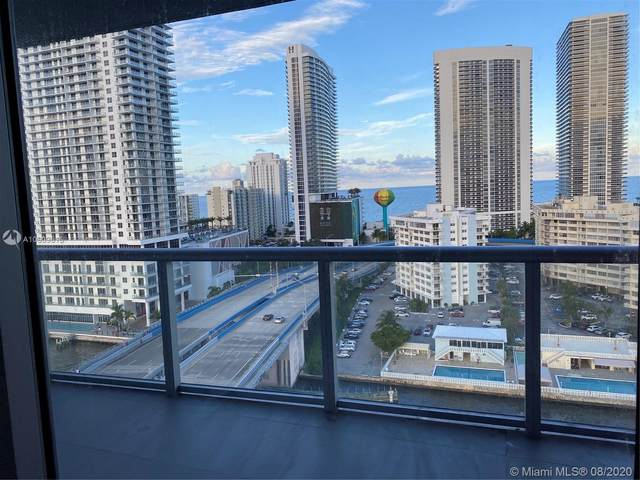 2600 E Hallandale Beach Blvd T1702, Hallandale Beach, FL 33009 (MLS #A10909515) :: Carole Smith Real Estate Team