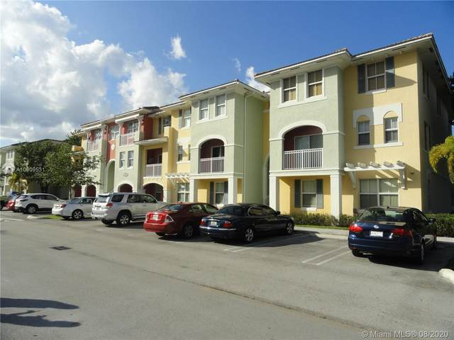10901 NW 83rd St #206, Doral, FL 33178 (MLS #A10909531) :: Prestige Realty Group