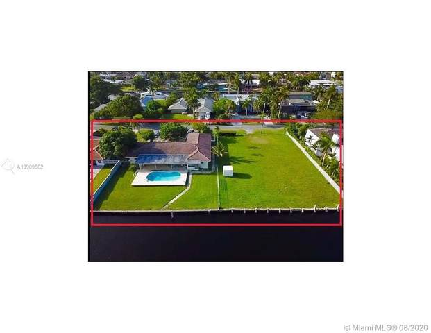 419 Alamanda Dr, Hallandale Beach, FL 33009 (MLS #A10909562) :: ONE | Sotheby's International Realty