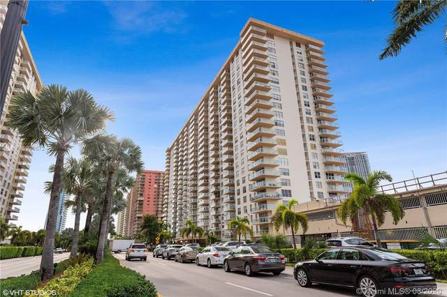 230 174th St #519, Sunny Isles Beach, FL 33160 (MLS #A10909572) :: THE BANNON GROUP at RE/MAX CONSULTANTS REALTY I