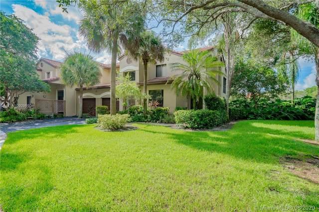 10546 NW 10th St B-127, Plantation, FL 33322 (MLS #A10909650) :: Green Realty Properties