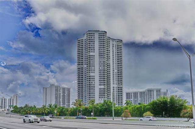3500 Mystic Pointe Drive #1502, Aventura, FL 33180 (MLS #A10909685) :: Prestige Realty Group