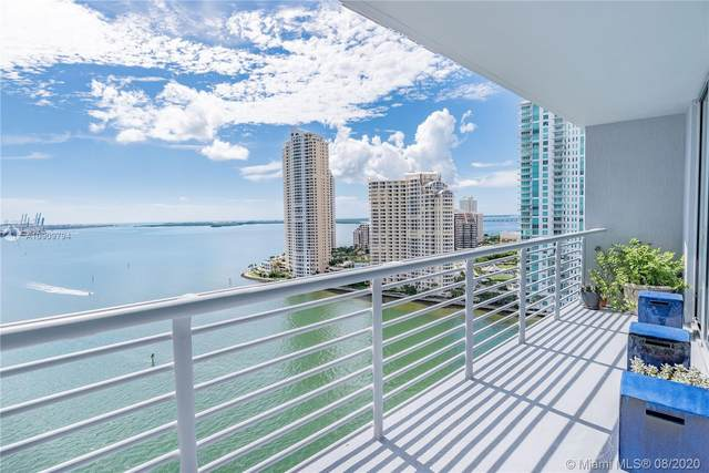 325 S Biscayne Blvd #2226, Miami, FL 33131 (MLS #A10909794) :: Prestige Realty Group