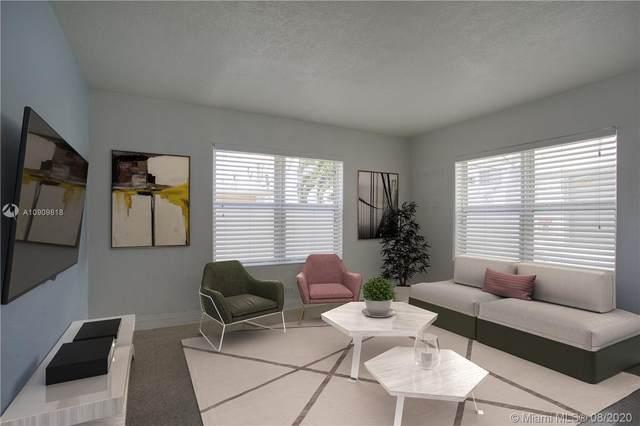 7334 Harding Ave #5, Miami Beach, FL 33141 (MLS #A10909818) :: Green Realty Properties