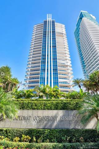 3535 S Ocean Dr #1902, Hollywood, FL 33019 (MLS #A10909829) :: The Riley Smith Group