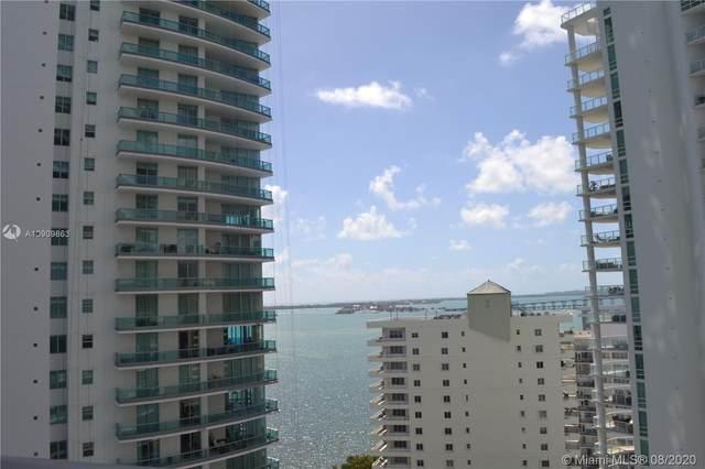 1300 Brickell Bay Dr #1708, Miami, FL 33131 (MLS #A10909863) :: Berkshire Hathaway HomeServices EWM Realty