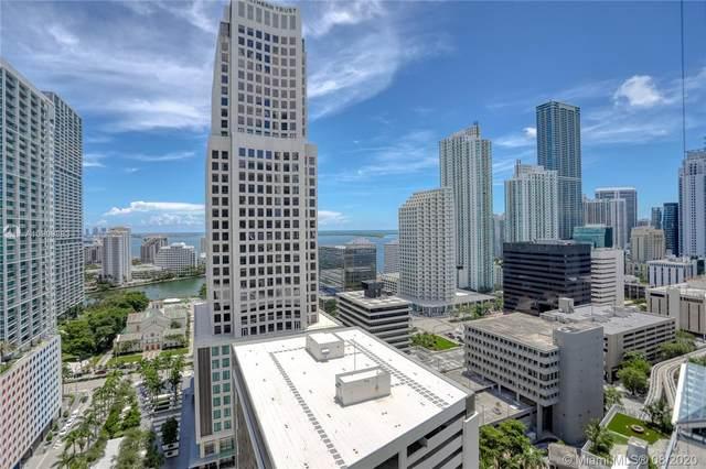 68 SE 6th St #2009, Miami, FL 33131 (MLS #A10909883) :: Berkshire Hathaway HomeServices EWM Realty