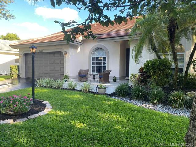 10330 NW 48th Ct, Coral Springs, FL 33076 (MLS #A10909968) :: The Teri Arbogast Team at Keller Williams Partners SW