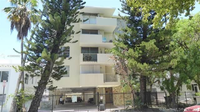 631 Jefferson Ave #401, Miami Beach, FL 33139 (MLS #A10909992) :: Green Realty Properties