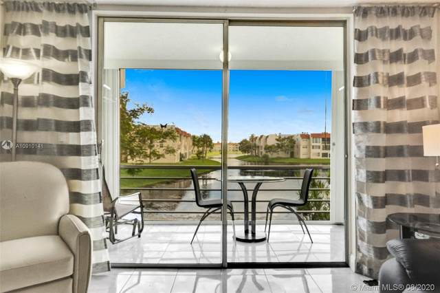 2900 W Sunrise Lakes Dr #201, Sunrise, FL 33322 (MLS #A10910141) :: The Teri Arbogast Team at Keller Williams Partners SW
