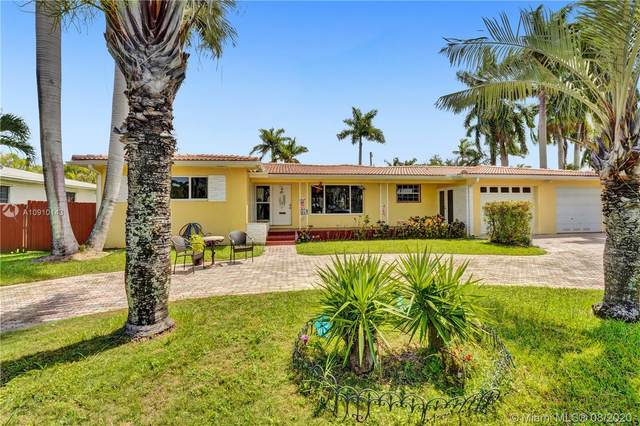 918 Hollywood Blvd, Hollywood, FL 33019 (MLS #A10910143) :: Berkshire Hathaway HomeServices EWM Realty