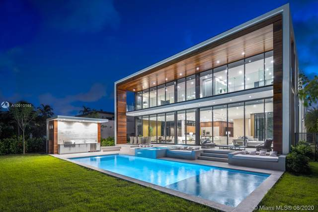 6493 Allison Rd, Miami Beach, FL 33141 (MLS #A10910145) :: ONE | Sotheby's International Realty