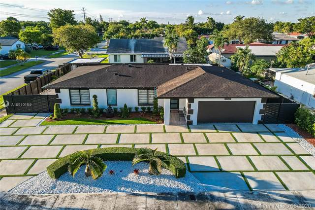 13531 SW 82nd St, Miami, FL 33183 (#A10910154) :: Real Estate Authority