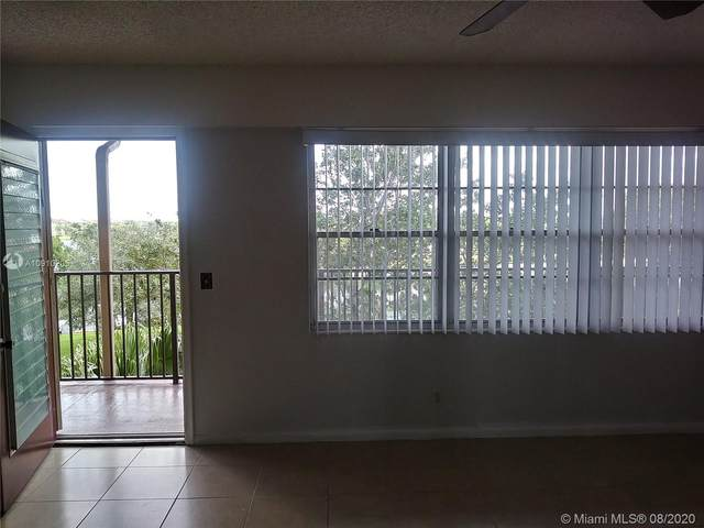 13255 SW 9th Ct 404G, Pembroke Pines, FL 33027 (MLS #A10910205) :: Berkshire Hathaway HomeServices EWM Realty