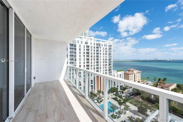 600 NE 27th St #1905, Miami, FL 33137 (MLS #A10910210) :: Ray De Leon with One Sotheby's International Realty