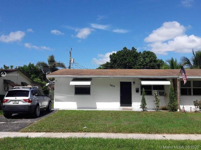 5019 SW 92nd Ave, Cooper City, FL 33328 (MLS #A10910327) :: The Teri Arbogast Team at Keller Williams Partners SW