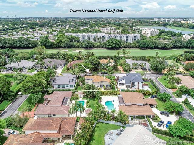 5443 NW 94th Doral Pl, Doral, FL 33178 (MLS #A10910337) :: Carole Smith Real Estate Team