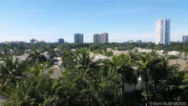 19900 E Country Club Dr #502, Aventura, FL 33180 (MLS #A10910405) :: Ray De Leon with One Sotheby's International Realty