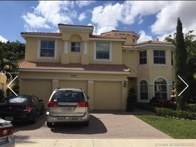 2667 Danforth Ter, Wellington, FL 33414 (MLS #A10910535) :: Green Realty Properties