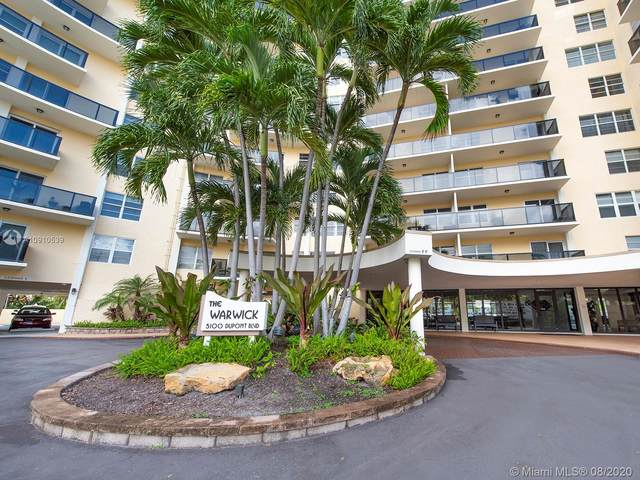 5100 Dupont Blvd 3L, Fort Lauderdale, FL 33308 (MLS #A10910539) :: Ray De Leon with One Sotheby's International Realty