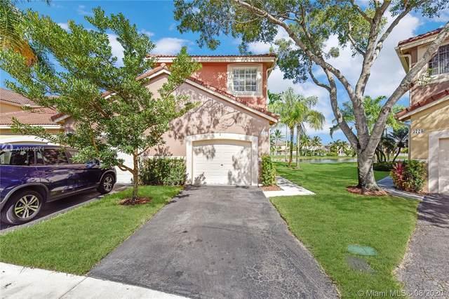 3776 San Simeon Cir, Weston, FL 33331 (MLS #A10910574) :: Green Realty Properties