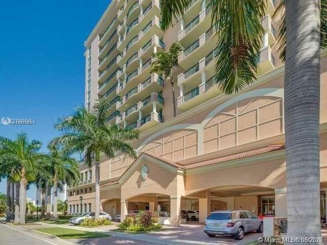 17555 Atlantic Blvd #1101, Sunny Isles Beach, FL 33160 (MLS #A10910638) :: Grove Properties
