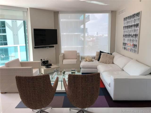 250 Sunny Isles Blvd 3-803, Sunny Isles Beach, FL 33160 (MLS #A10910645) :: Berkshire Hathaway HomeServices EWM Realty