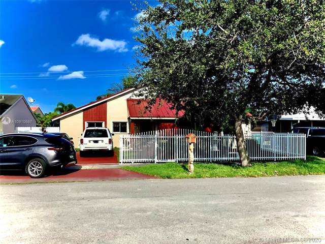 20827 SW 122nd Ct, Miami, FL 33177 (#A10910667) :: Real Estate Authority