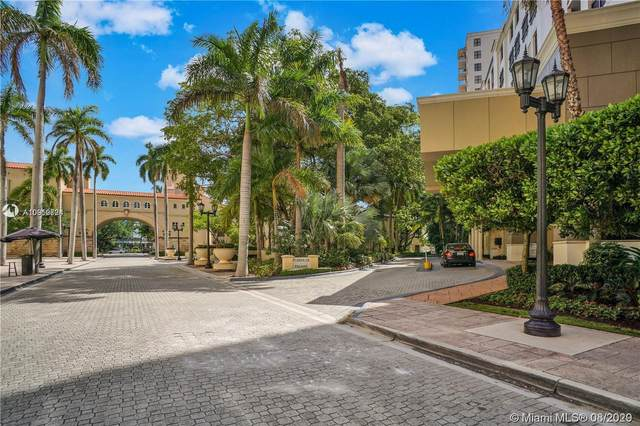 888 S Douglas Rd #303, Coral Gables, FL 33134 (MLS #A10910724) :: Green Realty Properties