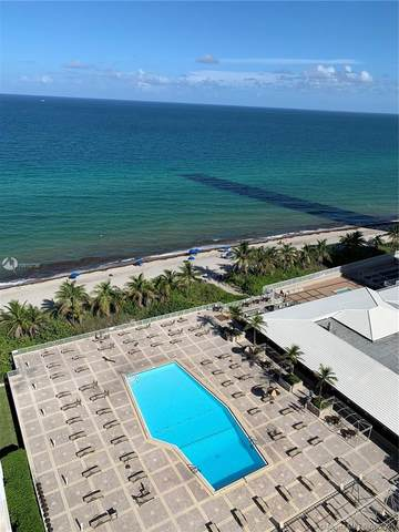 1950 S Ocean Dr 16J, Hallandale Beach, FL 33009 (MLS #A10910739) :: Castelli Real Estate Services