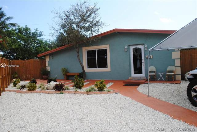 1270 SW 28th Rd, Fort Lauderdale, FL 33312 (MLS #A10910757) :: Castelli Real Estate Services