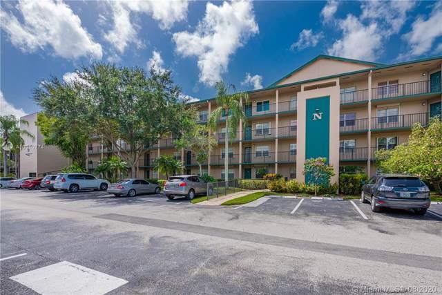 12500 SW 6th St 313N, Pembroke Pines, FL 33027 (MLS #A10910774) :: Castelli Real Estate Services