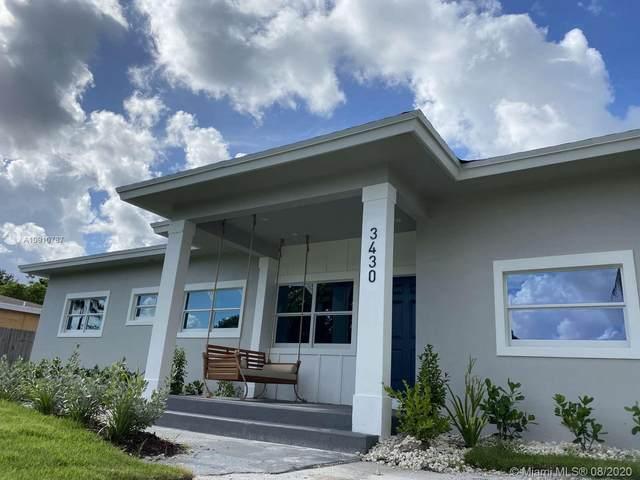 3430 Charleston Blvd, Fort Lauderdale, FL 33312 (MLS #A10910787) :: Castelli Real Estate Services