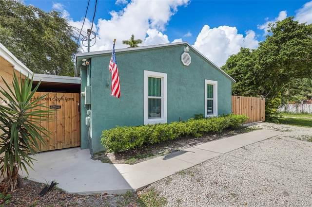 1518 SW 27 CT, Fort Lauderdale, FL 33315 (MLS #A10910895) :: Berkshire Hathaway HomeServices EWM Realty