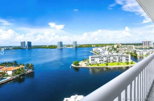 1000 E Island Blvd #1711, Aventura, FL 33160 (MLS #A10911055) :: Berkshire Hathaway HomeServices EWM Realty