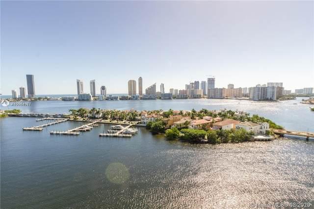 7000 Island Blvd #1504, Aventura, FL 33160 (MLS #A10911077) :: Castelli Real Estate Services