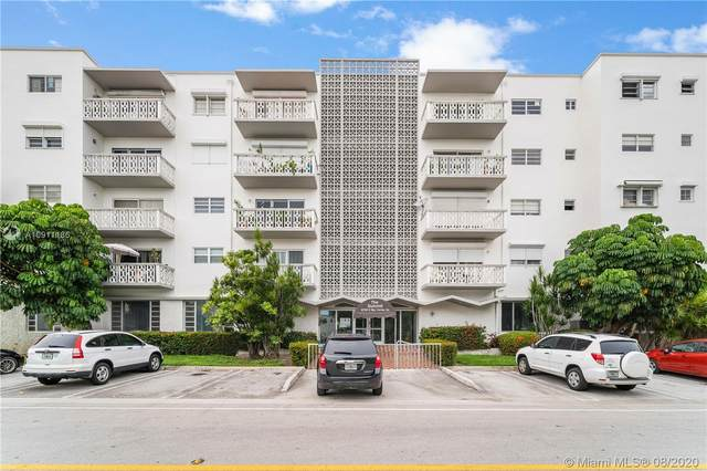 9700 E Bay Harbor Dr #203, Bay Harbor Islands, FL 33154 (MLS #A10911186) :: ONE Sotheby's International Realty