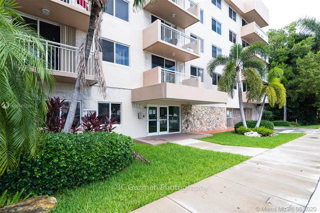 1666 West Ave #207, Miami Beach, FL 33139 (MLS #A10911229) :: Green Realty Properties
