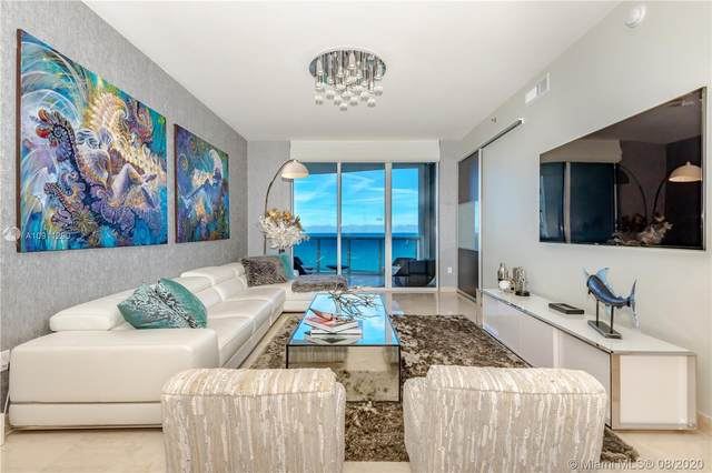 16001 Collins Ave #1904, Sunny Isles Beach, FL 33160 (MLS #A10911290) :: The Pearl Realty Group
