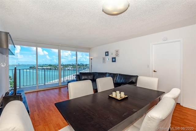 7601 E Treasure Dr #1012, North Bay Village, FL 33141 (MLS #A10911291) :: Re/Max PowerPro Realty
